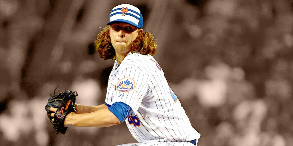 .@JdeGrom19 is 1st pitcher in #ASG history with 3 strikeouts in an inning with 10 pitches or fewer. http://t.co/dLRmIiKtzK