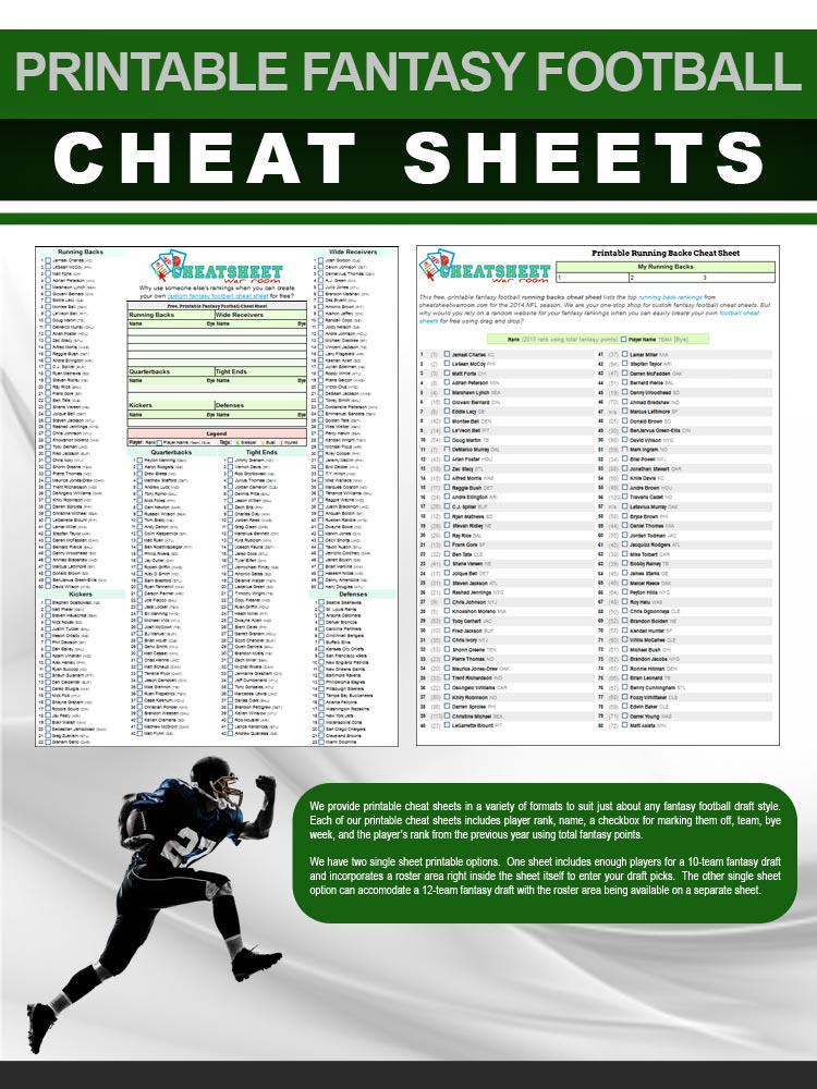 picture relating to Printable Fantasy Football Cheat Sheets named Cheat Sheet War House upon Twitter: \