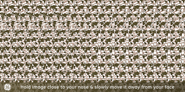Ge India On Twitter Take On Our Optical Illusion Challenge