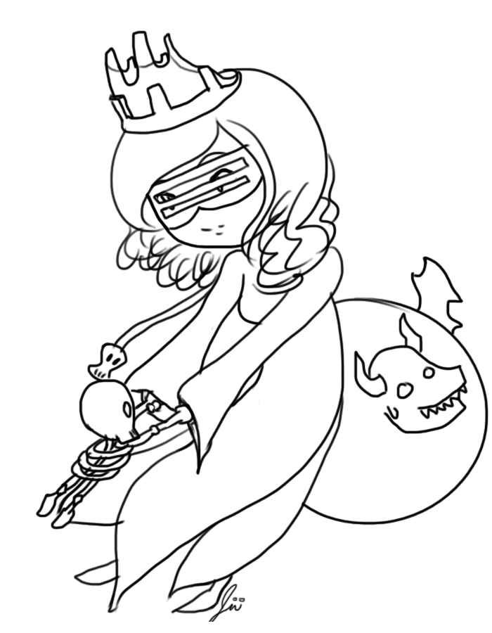Trove On Twitter Jwiseanimates Great Work Its Gorgeous As Is But Post Again If You Color It
