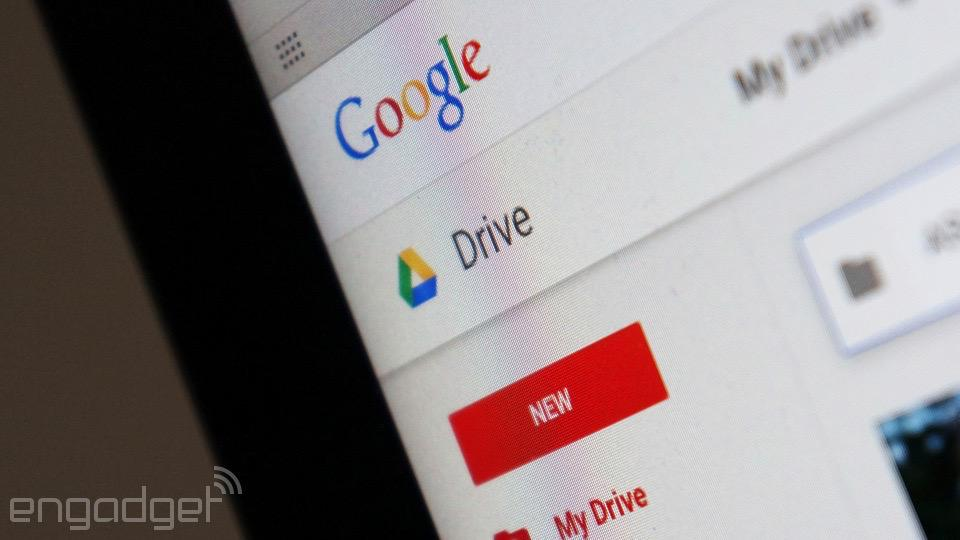 Google Drive can stop others from grabbing your files