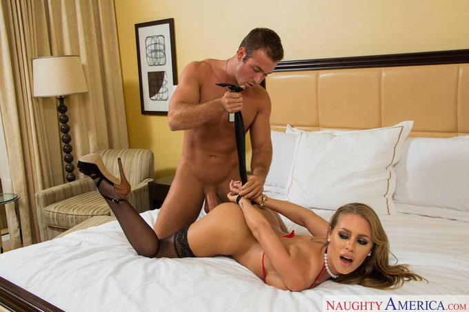 Nicole Aniston Creampied Nubile Films 1