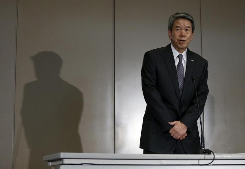 Toshiba CEO Hisao Tanaka likely to step down in September: Nikkei
