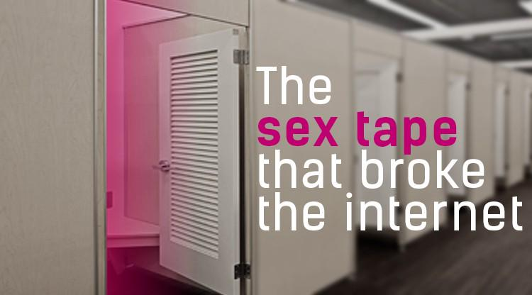 Nude oral sex