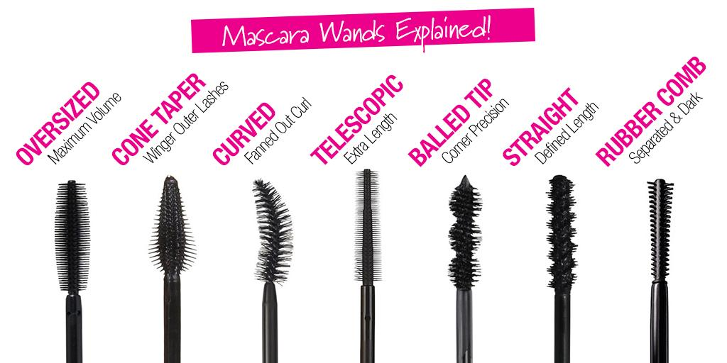 So many mascara wands, so little time - we tell you which wand you need for your mascara needs ;)