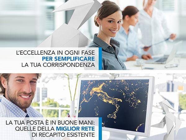 La posta privata 2Bpost con la rete pubblica di Poste Italiane