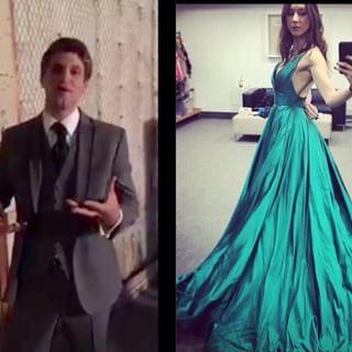 Spencer Prom Dress