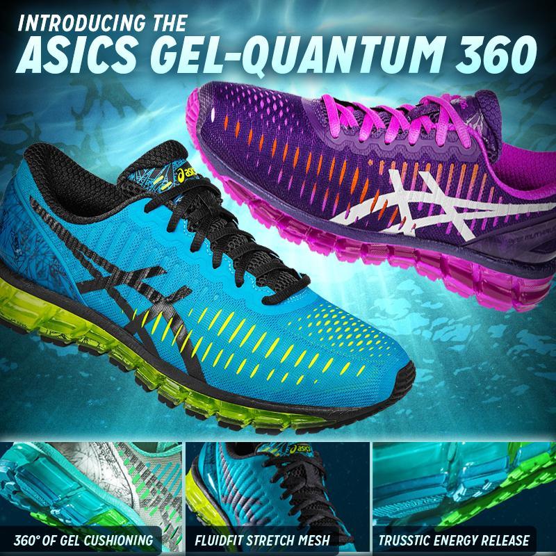 Hommes Asics Gel-quantum 360 - Sportseasons Status 621344236105936896 Prix Bas