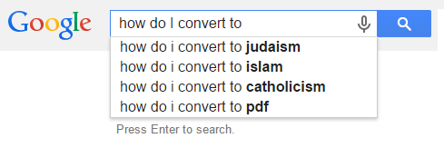 PDF becomes 4th most popular religion