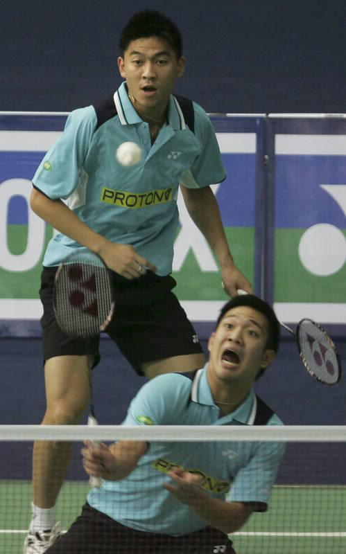Badminton Funny Images