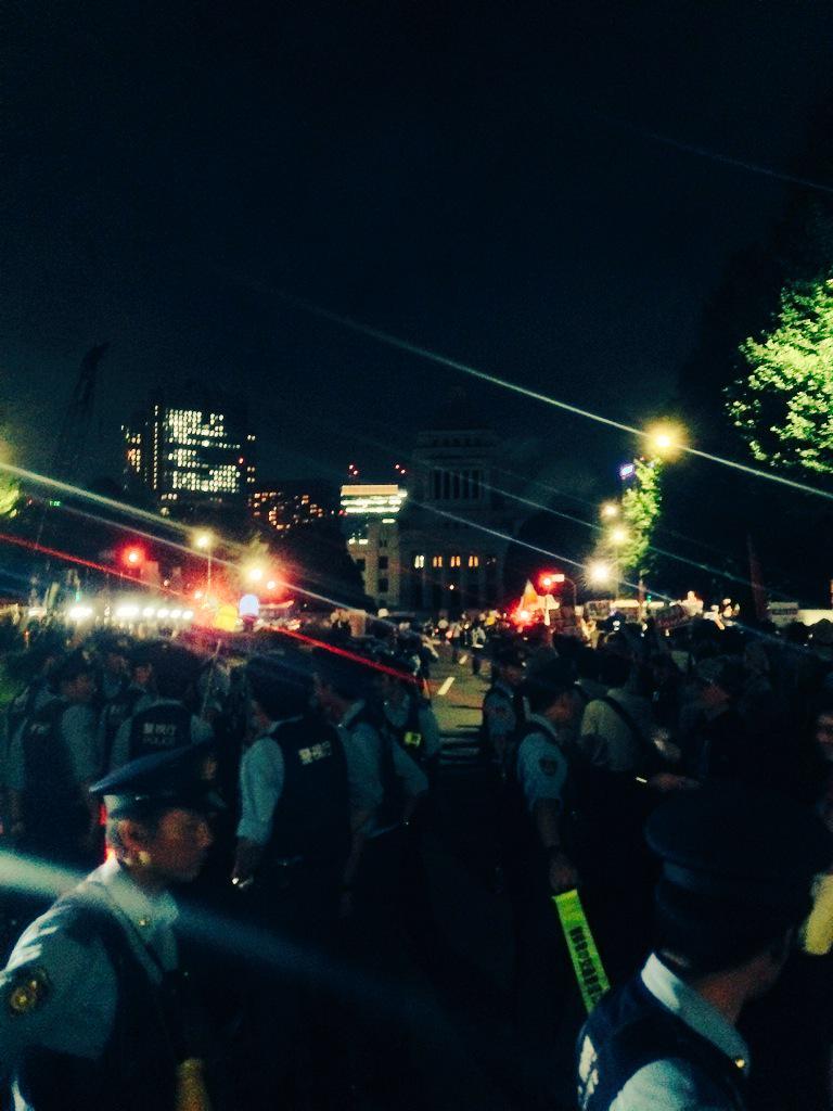 東京なう http://t.co/2cOA7D2H7Z