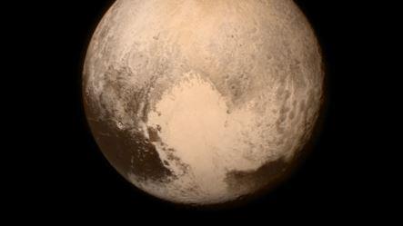 The image of Pluto  http://t.co/slqzfgtuA6 #VOALearnEnglish http://t.co/7FVIllbYd7