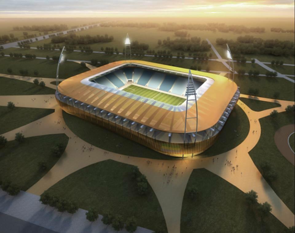 Image result for port gentil stadium