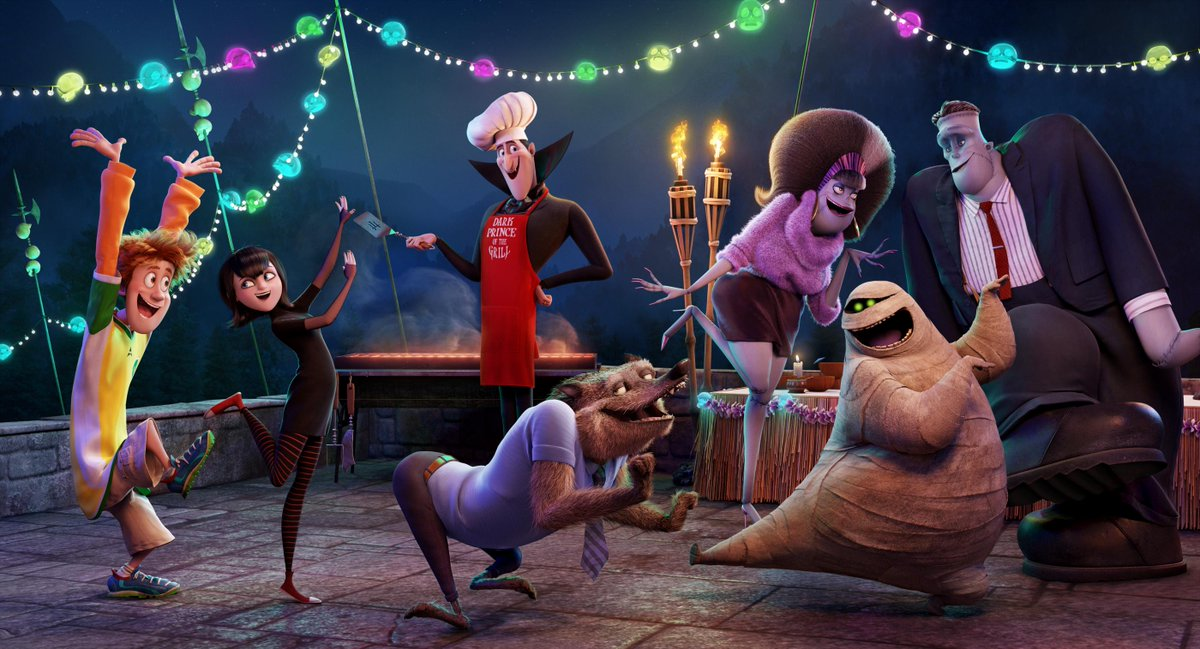 Hotel Transylvania On Twitter I Can Break It Down Just Like Johnnystein And The Rest Of HotelT2 Crew Frank Tco OuT7K4cWrH
