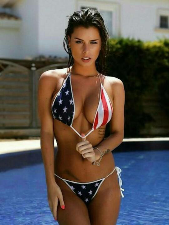 Bikini babes of south america