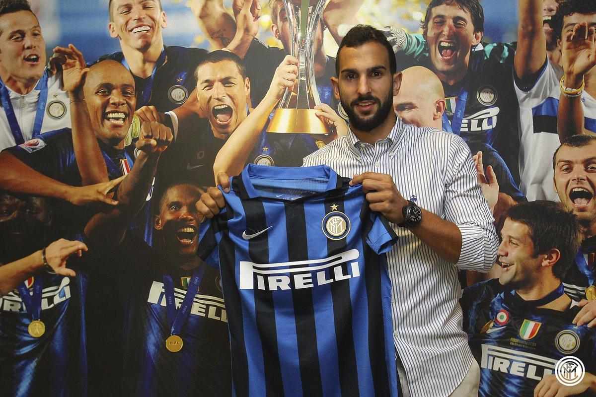Oficial: Montoya, el lateral del barcelona va cedido al Inter de Milan
