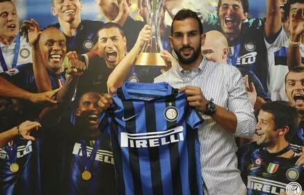 Martin Montoya Joins Inter Milan