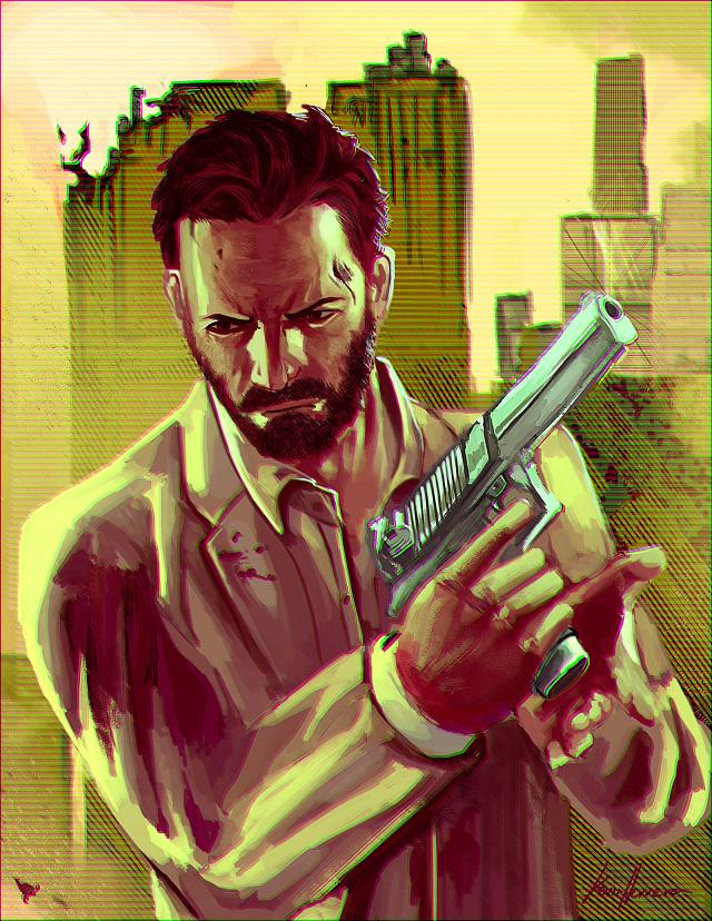 Rockstar Games On Twitter In The Style Of Our Max Payne 3 Promo