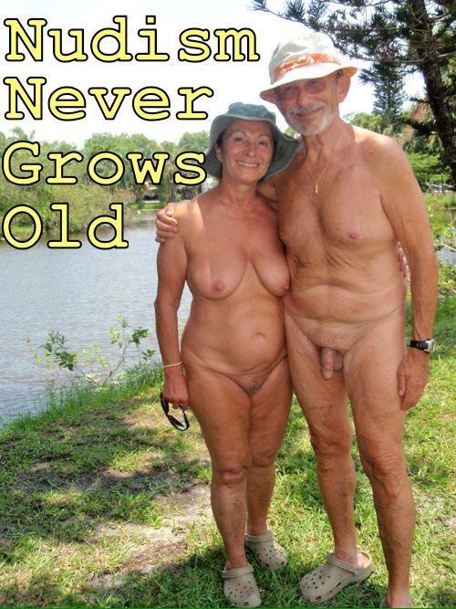 нудисты пожилые фото