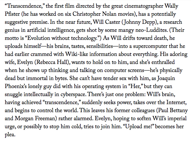 the New Yorker review can barely contain its disdain of this movie  #Transcencdencual http://t.co/yqBkZFPEXw