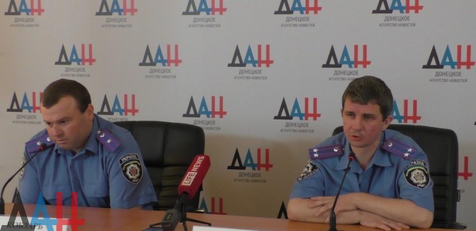 В ОБСЕ подтвердили отход боевиков из Широкино - Цензор.НЕТ 2673
