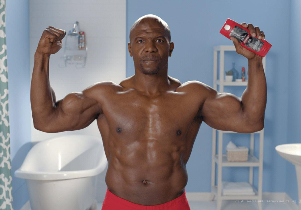 Ever wanted to play with Terry Crews' muscles? Well, you can in this interactive Old Spice ad http://t.co/ATgeC2K9xU http://t.co/iwsaxaBfRx