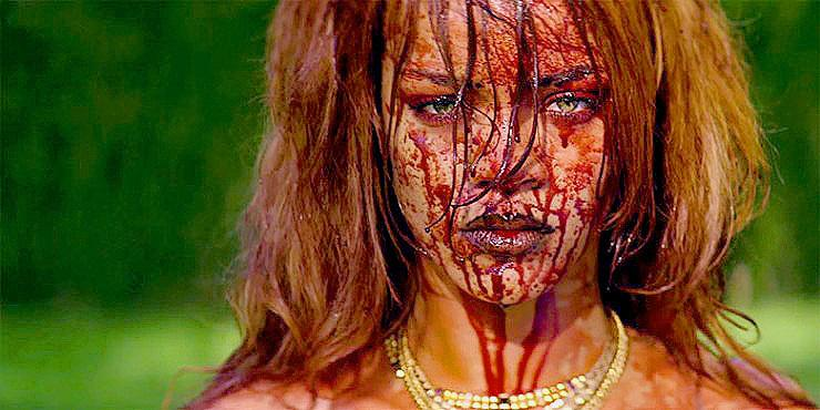 Rihanna Shows Off Her Psychotic Side In New Music Video Featuring Kidnapping & Plenty Of V… http://t.co/OoYdpW7znH http://t.co/jt6sGLY8kB