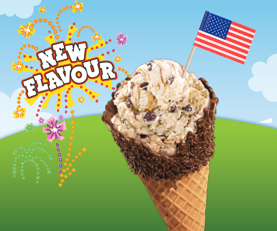 Ben Jerry S Australia A Twitteren Taste The Americone Dream In Scoop Shops With Our Latest Flavourite Cone Sweet Cone Http T Co Grjiscxv1n Http T Co 629uientl2 Stephen colbert's americone dream is available for purchase from and for the benefit of dr. twitter