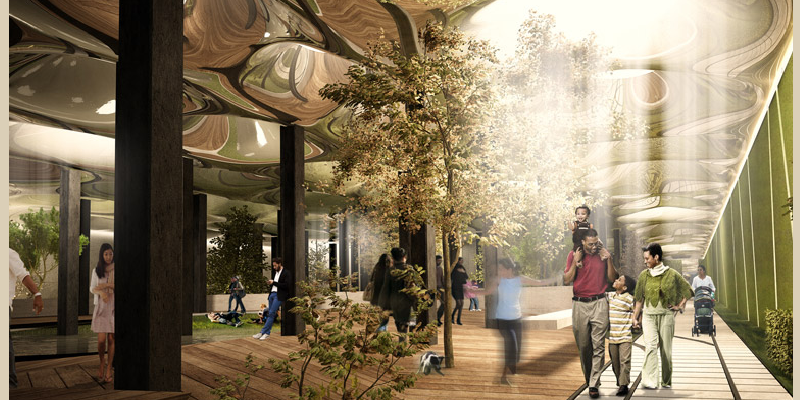 World's first underground park in New York - take a look at this #innovative project here: http://t.co/0SiMuygH3x http://t.co/QWhlrnNENI