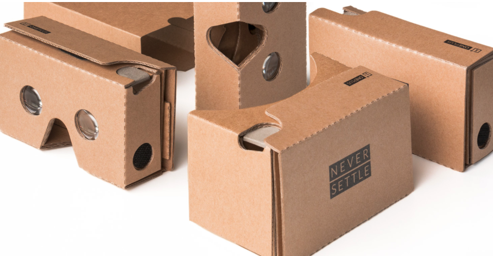 RT @TheNextWeb: OnePlus is giving away cardboard VR headsets in advance of OnePlus 2 launch http://t.co/ehoXmeKr9s http://t.co/I5KsvNPZyW