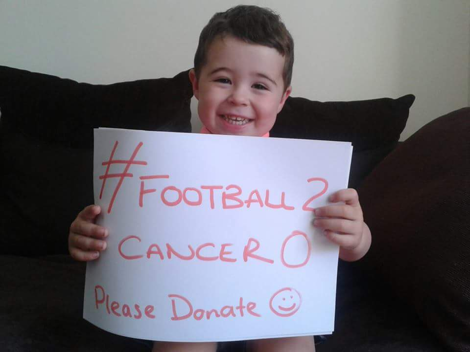 RT @goodbye2cancer: @msm4rsh would be so grateful if you could RT #football2cancer0 donate to http://t.co/Dluo4G0R5a http://t.co/wF7wzDCP2C