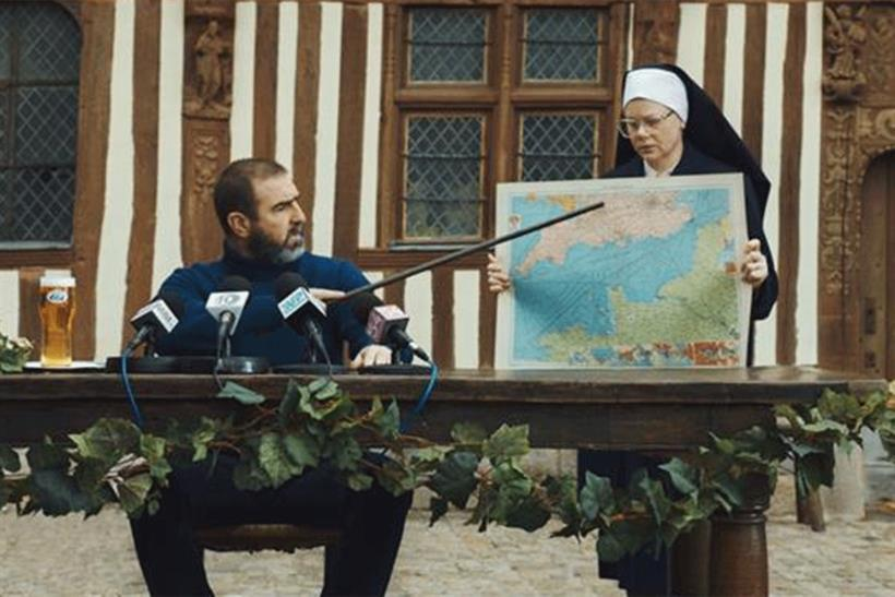 Eric Cantona to swim Channel if Brits agree @Kronenbourg1664 is best beer #LeBigSwim http://t.co/hoOmzvt6wd http://t.co/uIhLnlTmhB