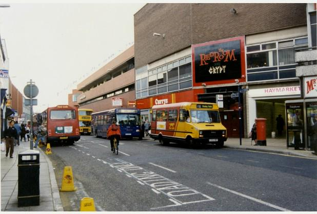 RT @Leicester_Merc: Krystals, Wilkies, the Mag, the Charlotte & Sector 5: A trip round '90s Leicester: http://t.co/3RVUwIyYMl http://t.co/S…