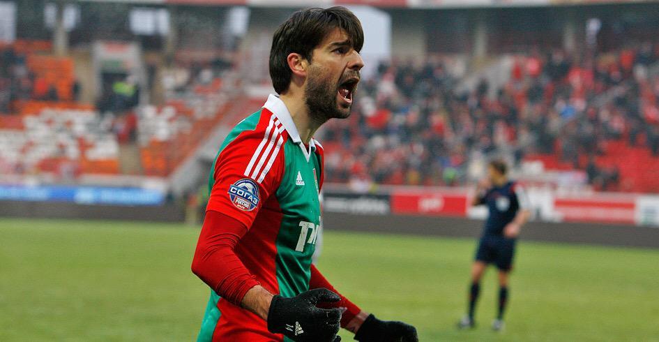 Черевченко назначил Чорлуку капитаном «Локомотива» на сезон-2015/16