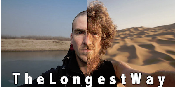 Time-lapse of a 4,500 km trek - watch this amazing #timelapse here: http://t.co/WyJ2XBdvr7 http://t.co/Yc4q0VSIes