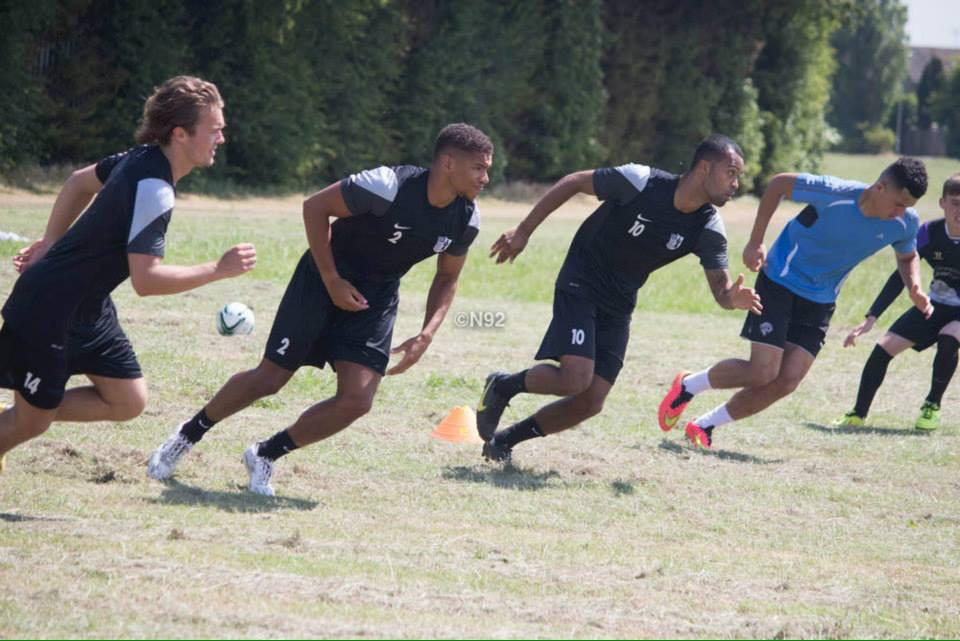 RT @corbytownfc: #PreSeason running for the Steelmen including @Ben_Milnes @KalernThomas and @SwizzyWeirDaley #WeAreCorby http://t.co/jPrCa…