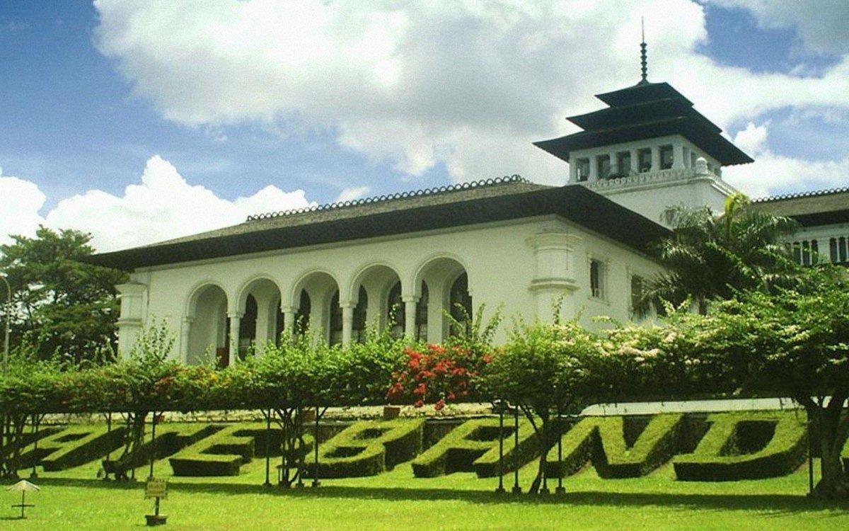 Gedung Sate Bandung - AnekaNews.net