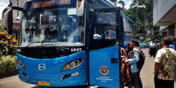 Bis Trans Bandung - AnekaNews.net