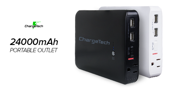 RT @cultofmac: Charge anywhere with an outlet via the ChargeTech Portlable Power Outlet. http://t.co/R531Ws1lAd http://t.co/QJmCQ8dqVa