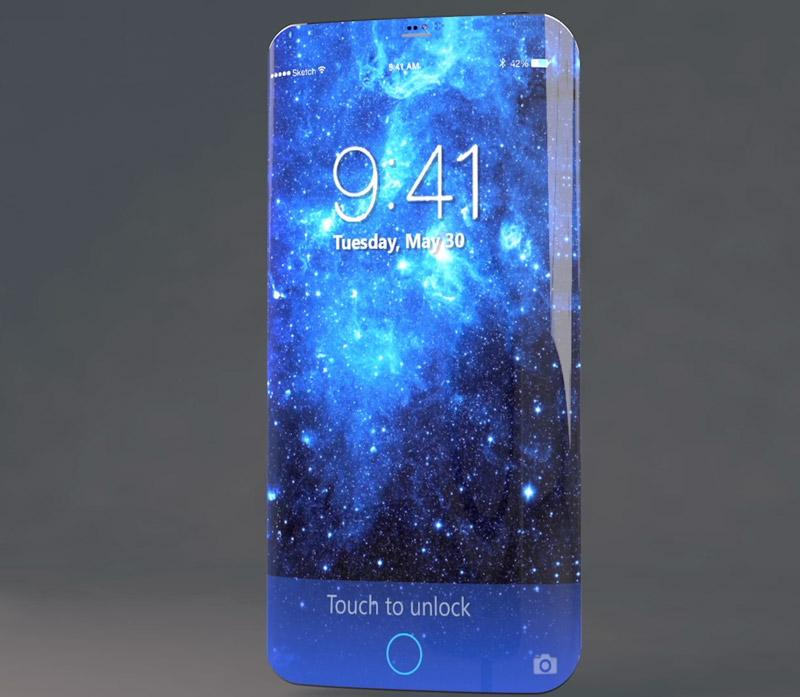 The designer showed a concept iPhone 7 inspired design Galaxy S6 edge [video] http://t.co/ttLwWFfHrw http://t.co/AMK4FUei8h