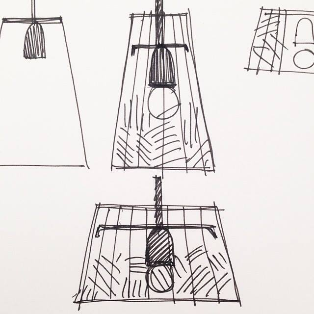 Ziggy Light early sketches - looking forward to seeing our new light out and about #bernab…  http:// ift.tt/1DI6Tep  &nbsp;  <br>http://pic.twitter.com/f9zvSn1YgP
