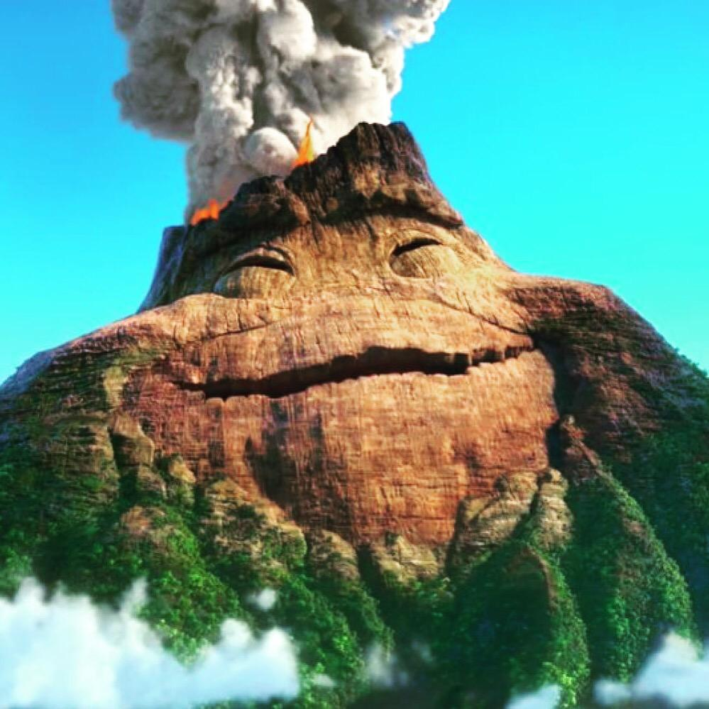 That volcano Lava song in the intro of @PixarInsideOut will be stuck in my head for the next decade. Thanks! http://t.co/JKDKCNYryj