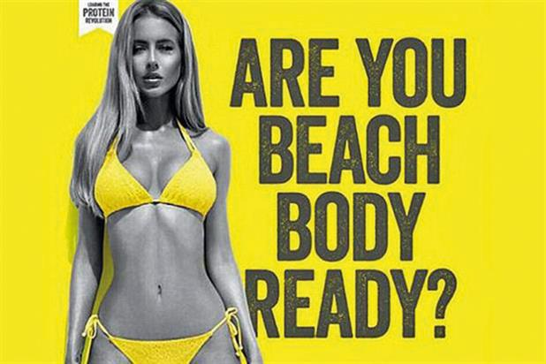 .@ProteinWorld 'beach body ready' ad not offensive http://t.co/RM4TpinzCs via @Campaignmag http://t.co/UBy6YKkKZE