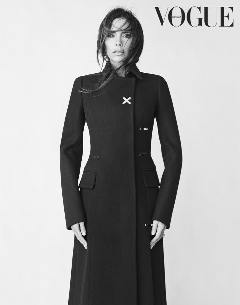 Thank u #PatrickDemarchelier and #ChristinaCentenera x vb @vogueaustralia