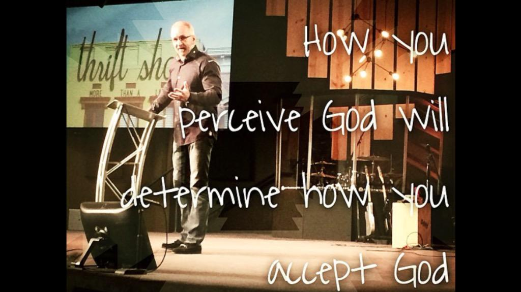 Remembering my own words this Sunday morning. God is a good God. That's how I perceive Him. #Grace http://t.co/uoJ81HSLbH