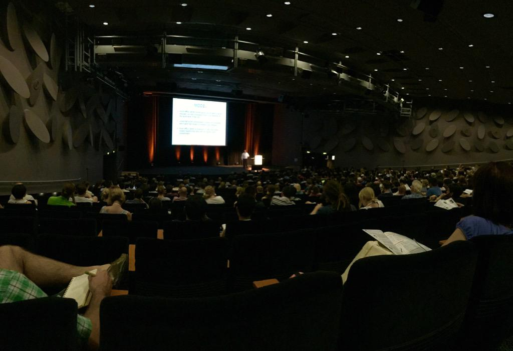 From the first keynote at #ICAR2015 http://t.co/HaGDwRCPWK
