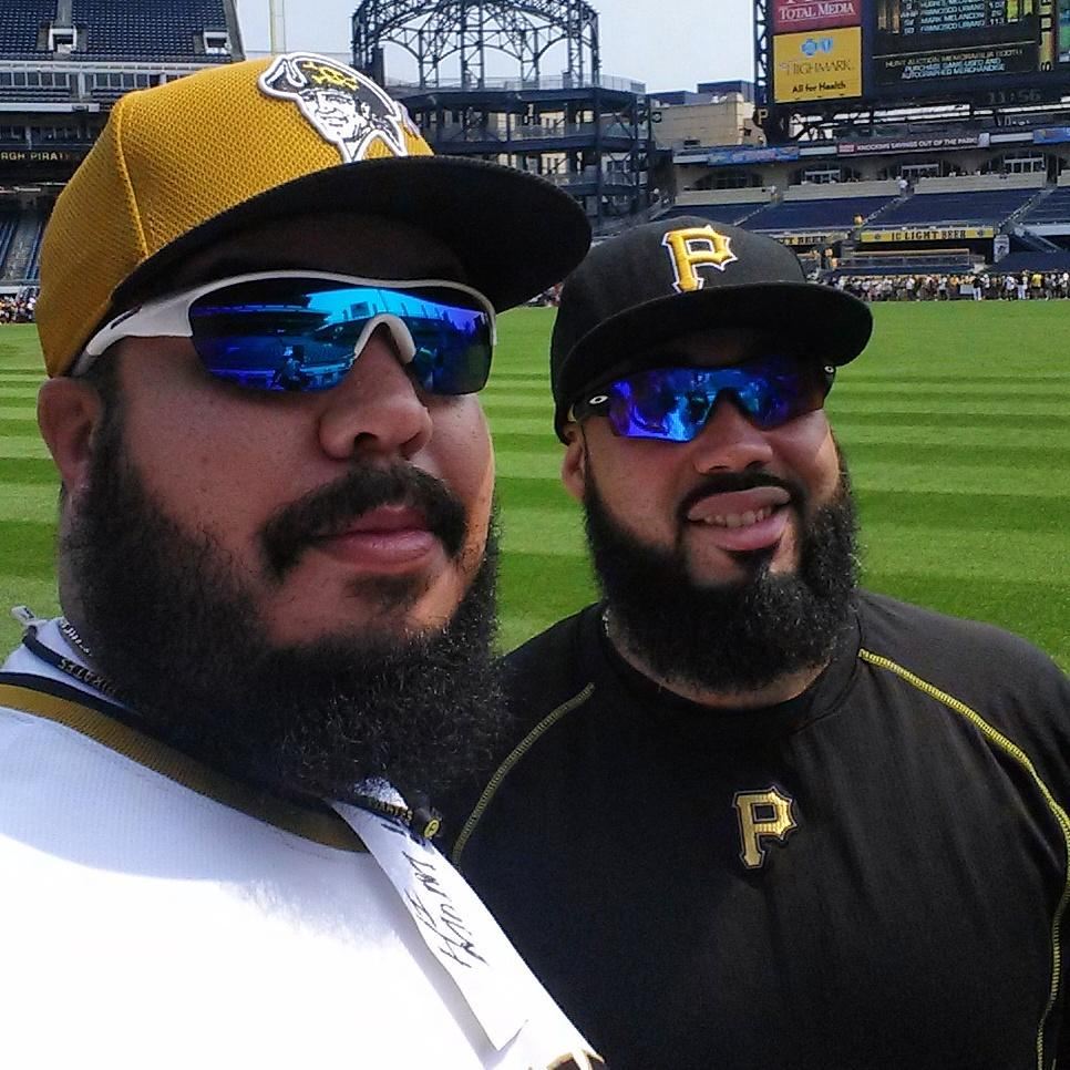 @Pirates #PhotoFest Because it had to happen today, right? #LETSGOBUCS http://t.co/tec3YngKos
