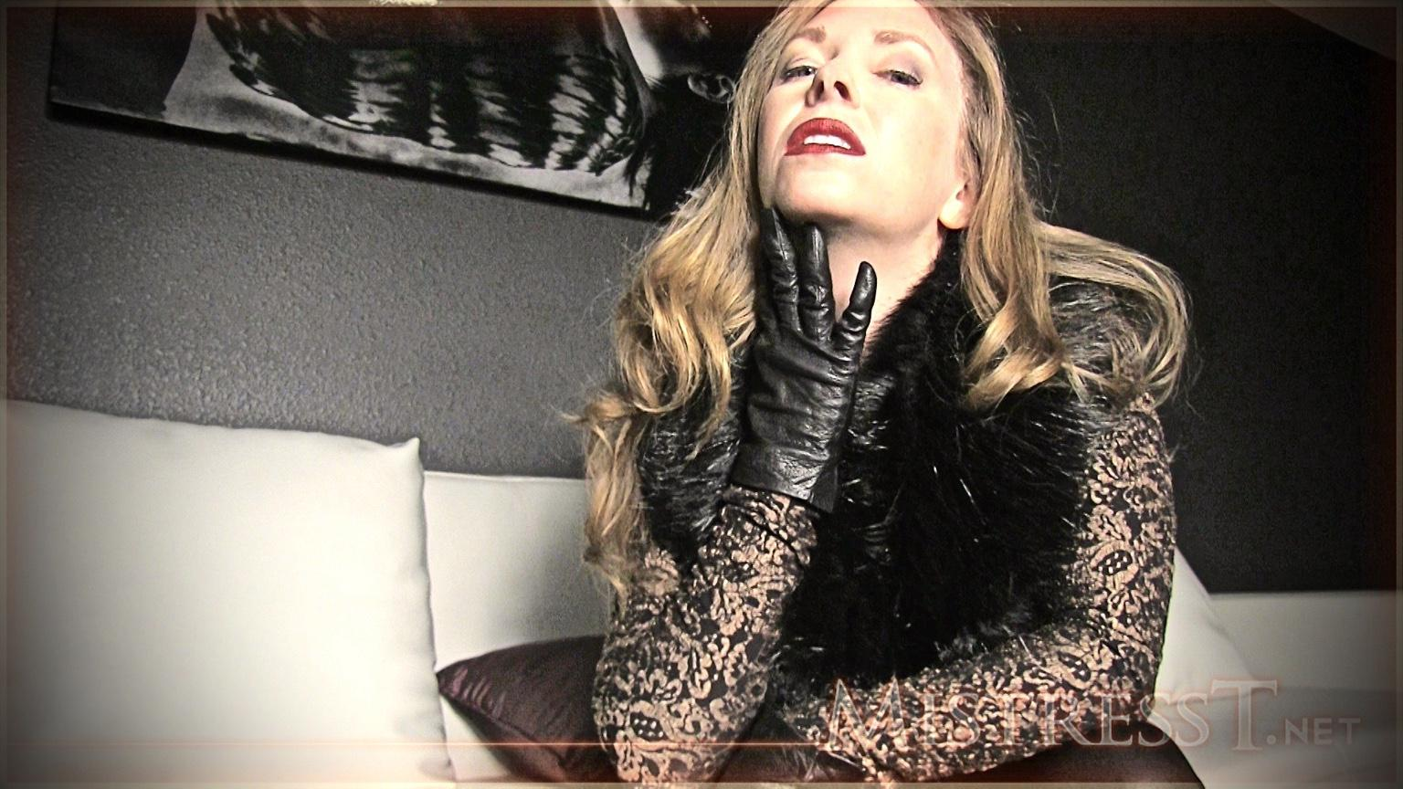 Speaking, Mistress t leather gloves agree