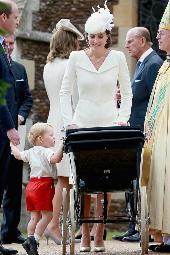 The #RoyalChristening in photos: http://t.co/hZbTQsKo40 http://t.co/txoxD7SCmz