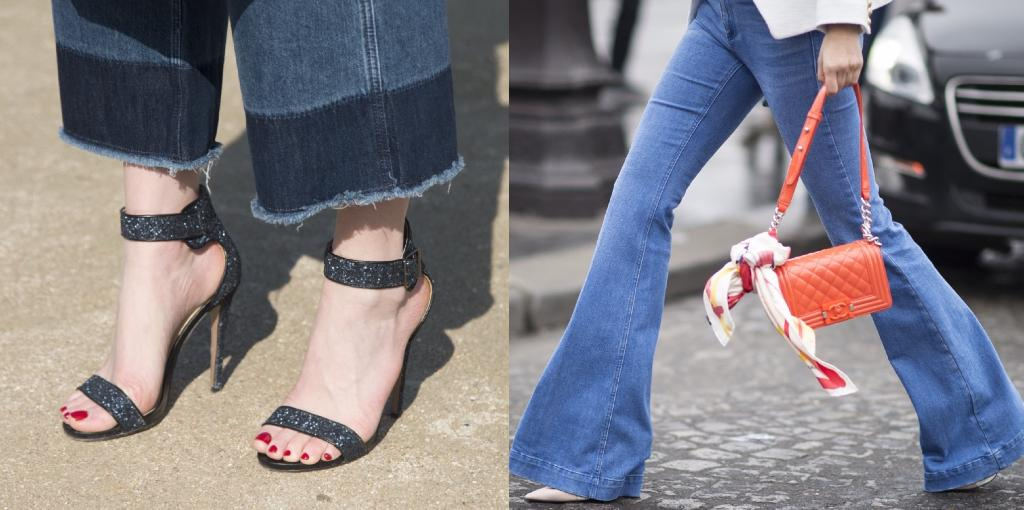 Whether dark-washed or cut off, dressed up or casual, learn how to do the denim trend right: http://t.co/1ha877rvXK http://t.co/g2TLiGNl0L